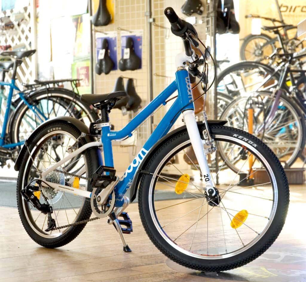 Ein Woom Bike für Kinder – Zu kaufen in unserem Fahrradladen in Bremen