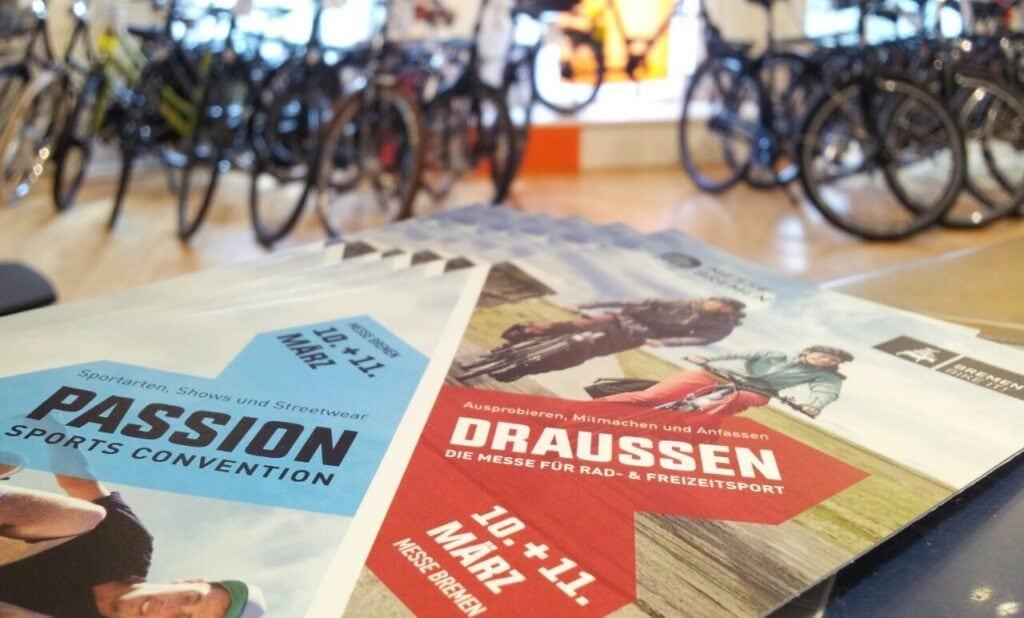 Fahrradwerkstatt Bremen – radschlag ist die erste Adresse für Fahrrad-Reparaturen in Bremen