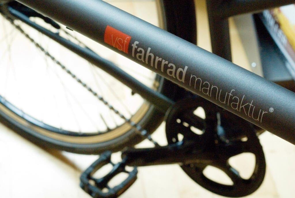 Fahrräder von der Fahrradmanufaktur bei uns im Fahrradladen Bremen