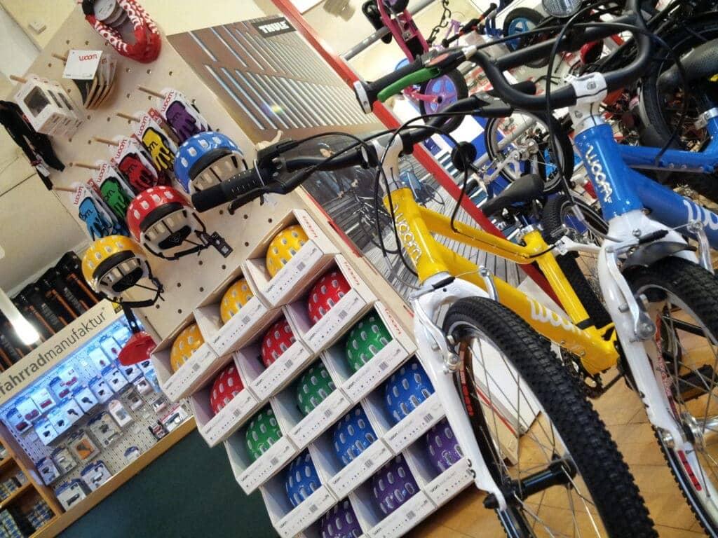 Woom Bikes in unserem Fahrradladen in Bremen